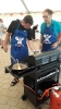 Grillduel in Piesbach